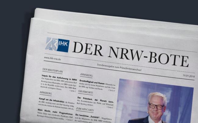 IHK NRW Zeitung