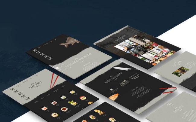 Webdesign Strassfeld Sushi
